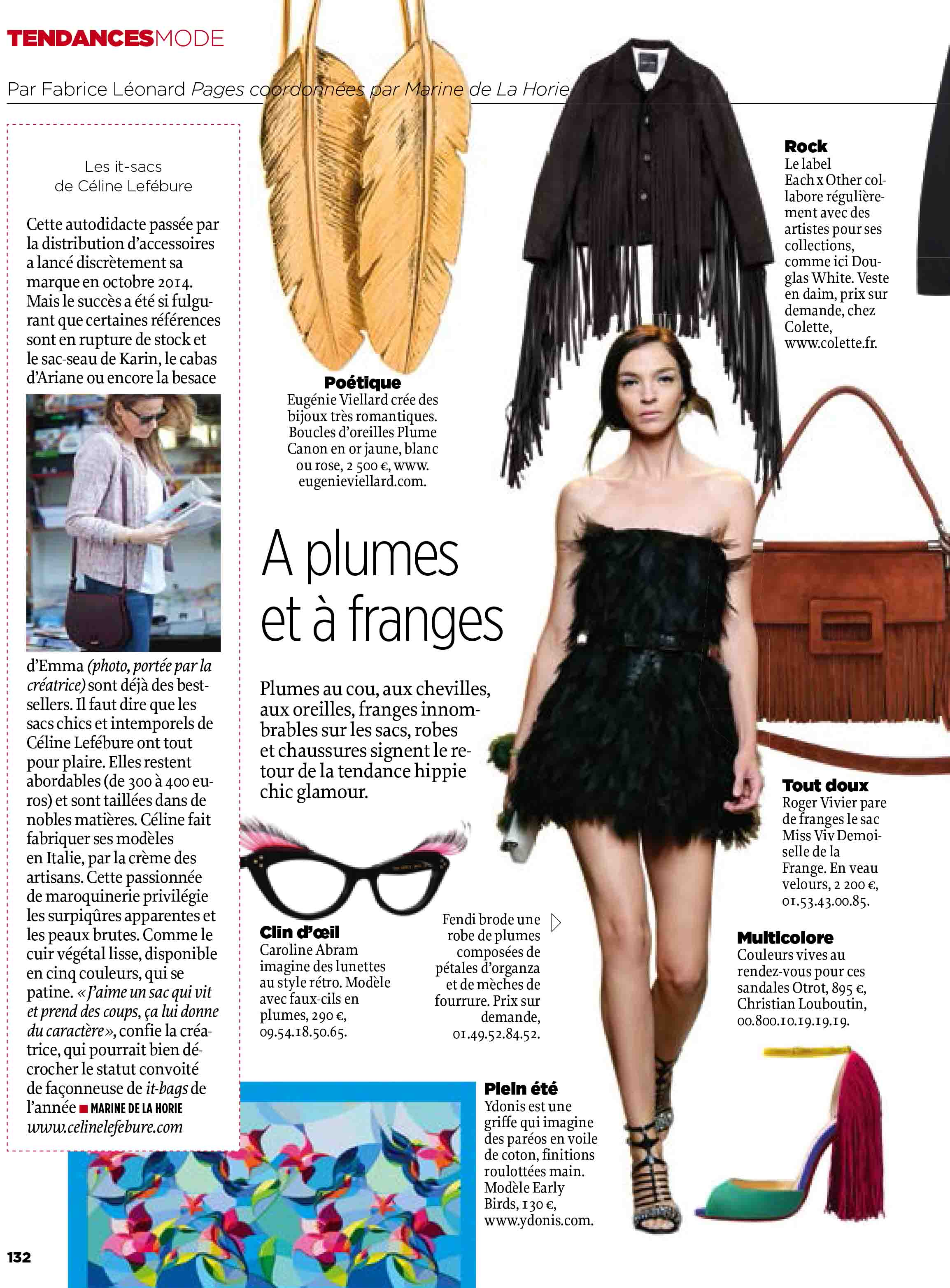 Le Point June 2015 - Fashion and style